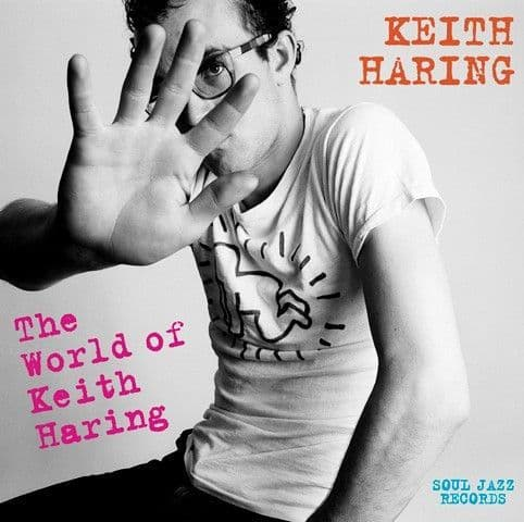 Keith Haring<br>The World Of Keith Haring (Influences + Connections)<br>3LP, Comp